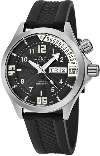 Ball Engineer Men's Watch Model DM2020A-PA-BKWH
