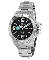 Ball Engineer Men's Watch Model DM2036A-S4CAJ-BK