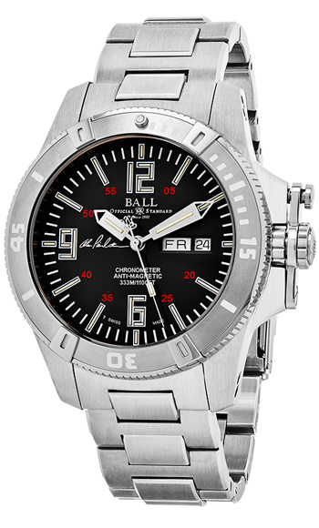 Ball Engineer Men's Watch Model DM2036A-S5CA-BK