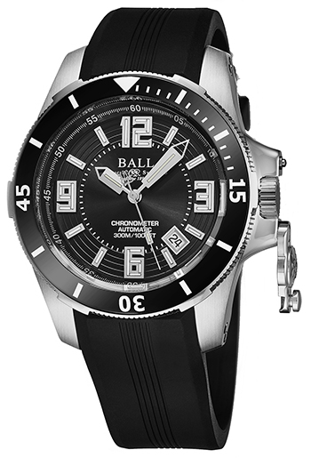Ball Engineer Hydrocarbon Men's Watch Model DM2136A-PCJ-BK