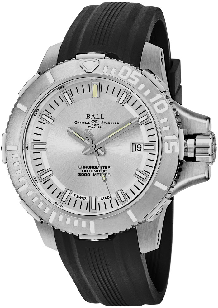 Ball Engineer Men's Watch Model DM3000A-PCJ-SL Thumbnail 3