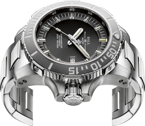 Ball Engineer Men's Watch Model DM3000A-SCJ-BK Thumbnail 3