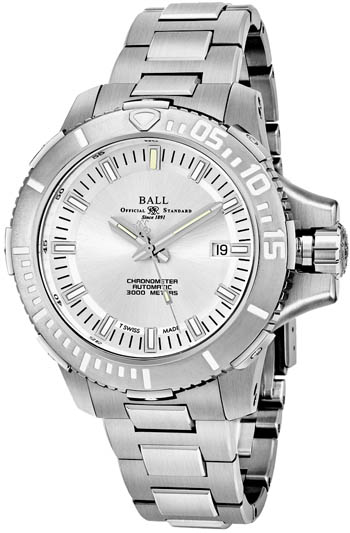 Ball Engineer Men's Watch Model DM3000A-SCJ-SL
