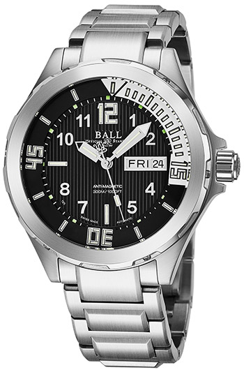 Ball Engineer Men's Watch Model DM3020A-SA-BK