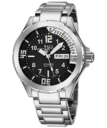 Ball Engineer Men's Watch Model: DM3020A-SA-BK