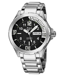 Ball Engineer Master II Men's Watch Model DM3020A-SAJ-BK