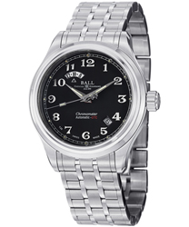 Ball Trainmaster Men's Watch Model: GM1020D-SCJ-BK