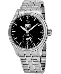 Ball Trainmaster Men's Watch Model: GM1056D-S2J-BK