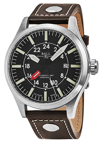 Ball Engineer Master II Aviator Men's Watch Model GM1086C-LJ-BK