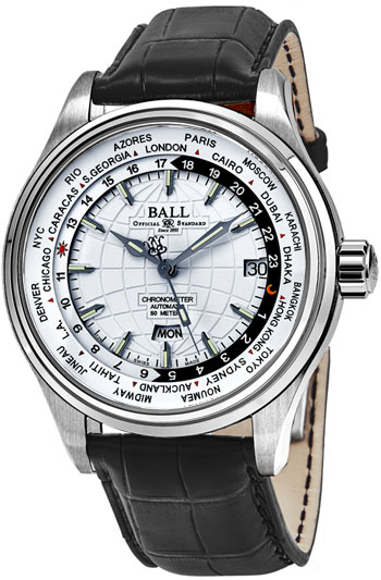 Ball Trainmaster Men's Watch Model GM2020D-LCJ-WH