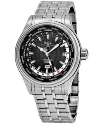 Ball Trainmaster Men's Watch Model: GM2020D-SCJ-BK