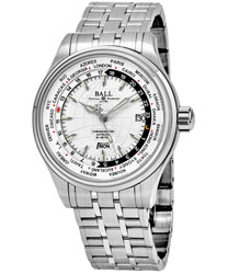 Ball Trainmaster Men's Watch Model: GM2020D-SCJ-WH