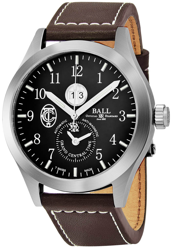 Ball Engineer Men's Watch Model GM2086C-L2-BK Thumbnail 4
