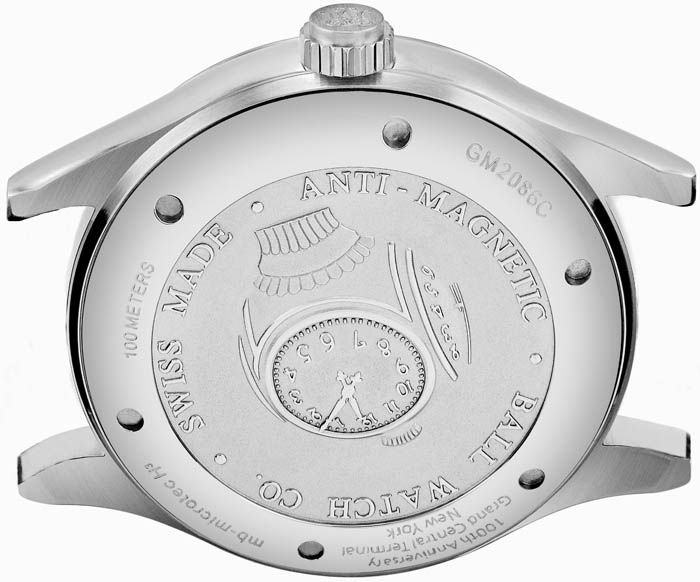 Ball Engineer Men's Watch Model GM2086C-L2-BK Thumbnail 2