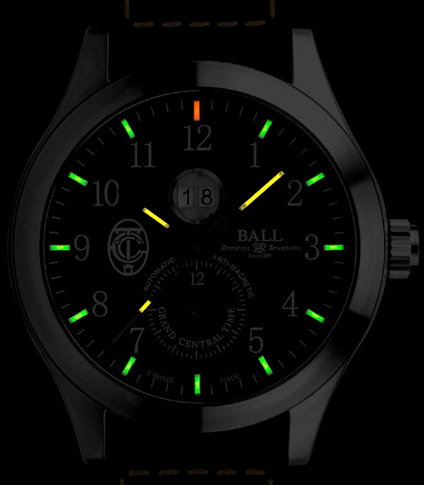 Ball Engineer Men's Watch Model GM2086C-L2-BK Thumbnail 3