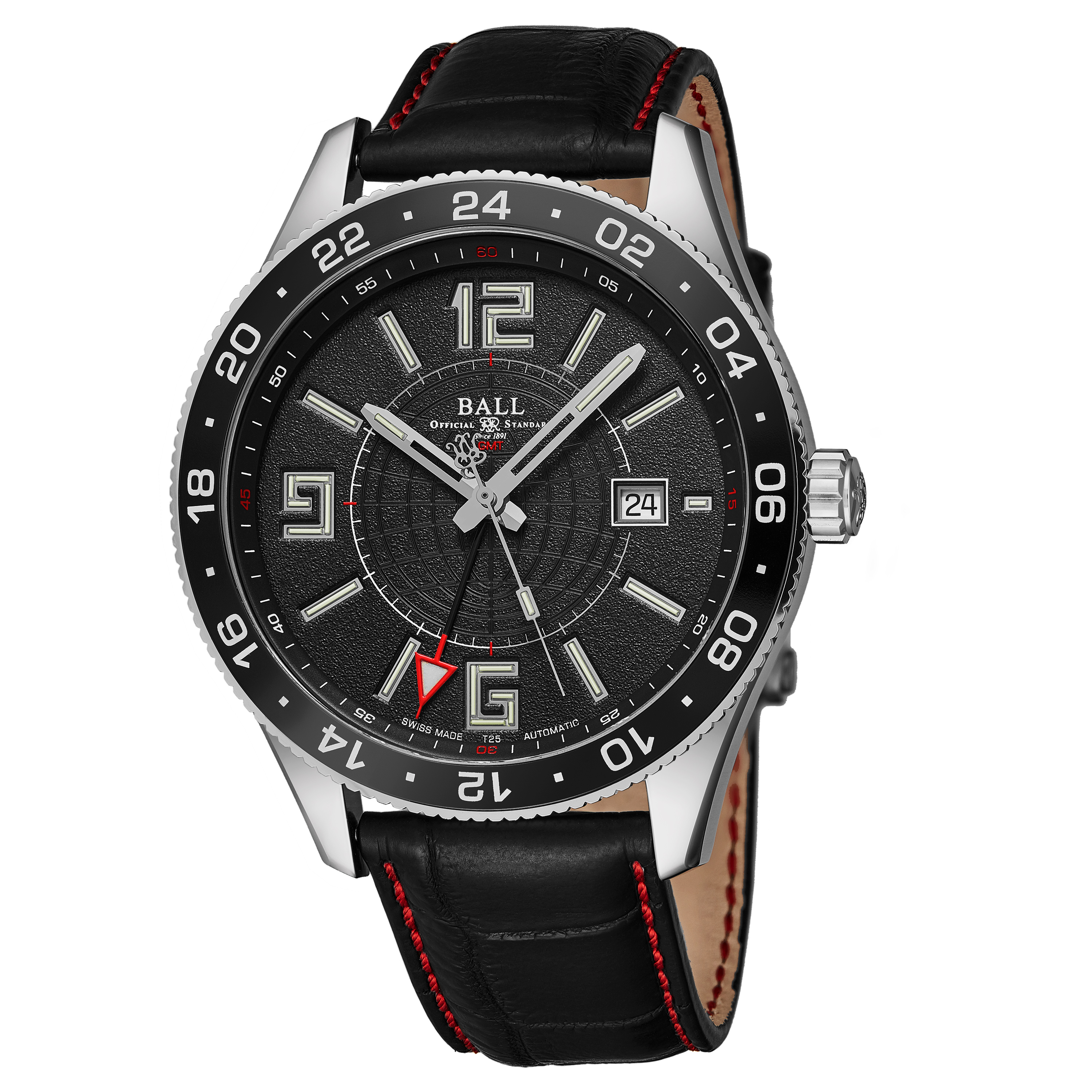 Ball Engineer Master II Men's Watch Model GM3090C-LLAJ-BK