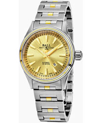 Ball Fireman Ladies Watch Model: NL2110C-2T-SJ-G