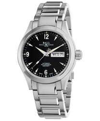 Ball Ohio Men's Watch Model: NM1020C-S5J-BK