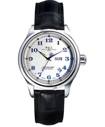 Ball Trainmaster Men's Watch Model: NM1058D-LCJ-SL