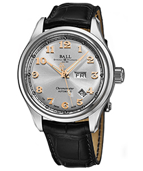 Ball Train Cleveland Men's Watch Model: NM1058D-LCJSLRG
