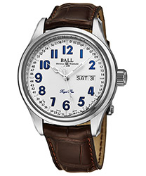 Ball Trainmaster Limited Edition Men's Watch Model: NM1058D-LL9J-WH