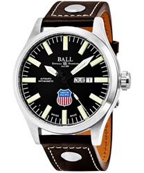 Ball Engineer Men's Watch Model NM1080C-L2-BK