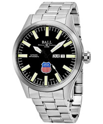 Ball Engineer Men's Watch Model NM1080C-S2-BK