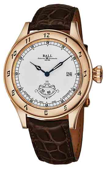 Ball Trainmaster Men's Watch Model NM1098D-PGLCJWH