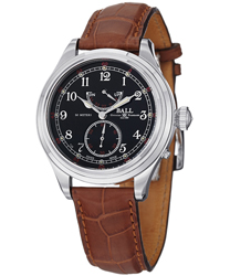 Ball Trainmaster  Mens Watch Model NM2058D-LFJ-BK-BR