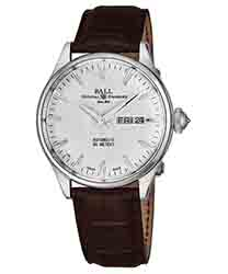 Ball Trainmaster Men's Watch Model NM2080D-LJ-SL