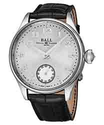 Ball Trainmaster Men's Watch Model NM3038D-LL2J-WH