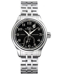 Ball Trainmaster  Men's Watch Model NT1050D-SJ-BKC