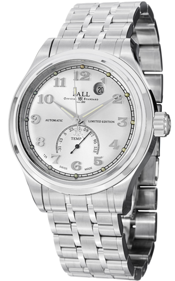 Ball Trainmaster  Men's Watch Model NT1050D-SJ-SLF