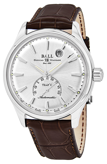 Ball Trainmaster  Men's Watch Model NT3888D-LL1JSLC
