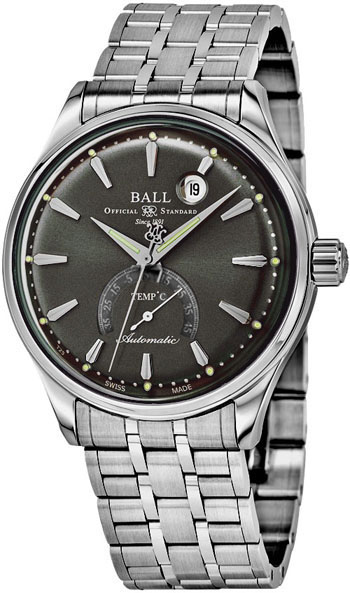 Ball Trainmaster Men's Watch Model NT3888D-S1J-GYC