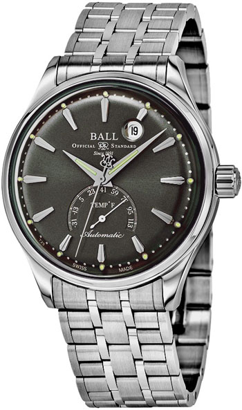 Ball Trainmaster Men's Watch Model NT3888D-S1J-GYF