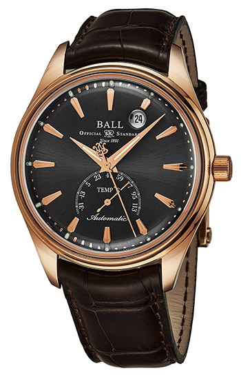 Ball Trainmaster  Men's Watch Model NT3888DPGLLCJGY