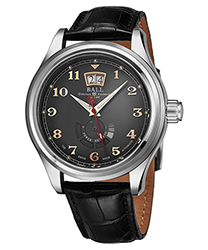 Ball Trainmaster Men's Watch Model: PM1058D-L1J-BK