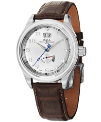 Ball Trainmaster Cleveland Men's Watch Model PM1058D-L1J-SL
