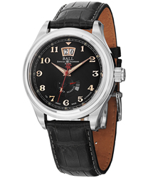 Ball Trainmaster Cleveland Mens Watch Model PM1058D-L1JBKBK