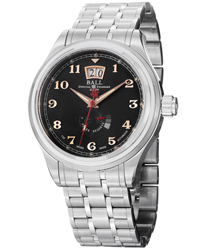 Ball Trainmaster Cleveland Men's Watch Model PM1058D-SJ-BK2