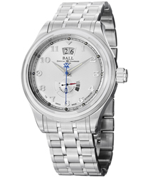 Ball Trainmaster Men's Watch Model PM1058D-SJ-SL