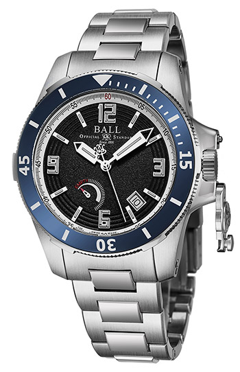 Ball Engineer  Men's Watch Model PM2096B-S2J-BK