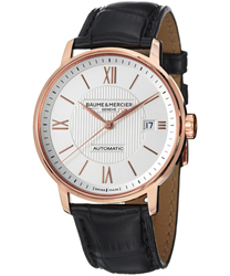 Baume & Mercier Classima Mens Wristwatch Model: 10037