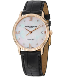 Baume & Mercier Classima Mens Wristwatch Model: 10077