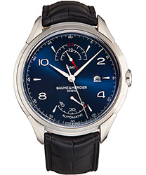 Baume & Mercier Clifton Men's Watch Model: 10422