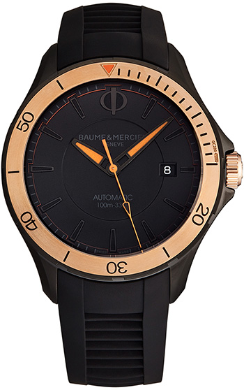 Baume & Mercier Clifton Men's Watch Model 10425