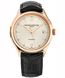 Baume & Mercier Clifton Men's Watch Model A10058
