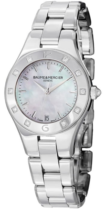 Baume & Mercier Linea Ladies Watch Model A10071
