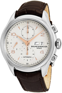 Baume & Mercier Clifton Men's Watch Model: A10129